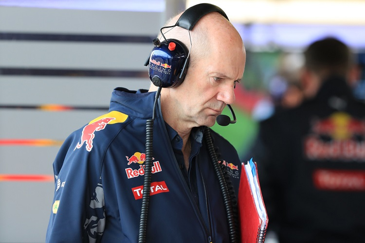 Adrian Newey - Credit: Octane Photographic Ltd