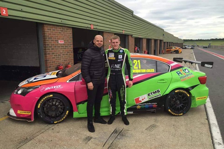 Whorton-Eales Hopes To Be In A BTCC Car Full-Time Next Season