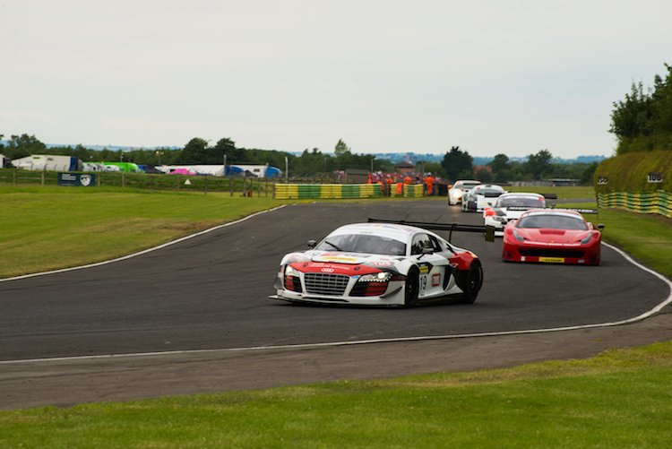 Tockwith Motorsport continued to show dominant form at Croft. (Credit: Joe Hudson)