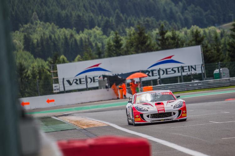 Lanan Racing ran a good race to claim a class win (Credit: Nick Smith/TheImageTeam.com)