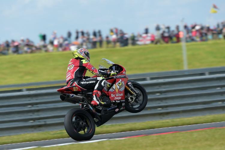Be Wiser Ducati
