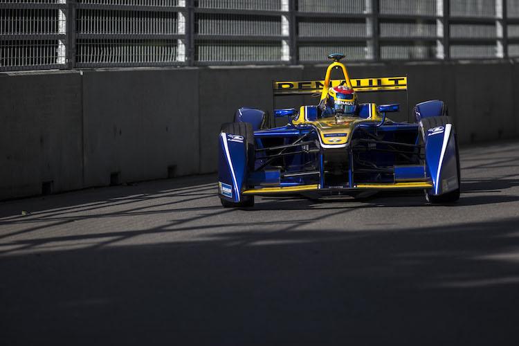 2015/2016 FIA Formula E Championship. London ePrix, Battersea Park, London, United Kingdom. Saturday 2 July 2016.  Photo: Andrew Ferraro/LAT/Formula E ref: Digital Image _FER4574