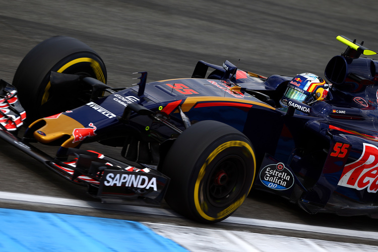 Carlos Sainz- German Grand Prix 2016   (Photo by Dan Istitene/Getty Images)
