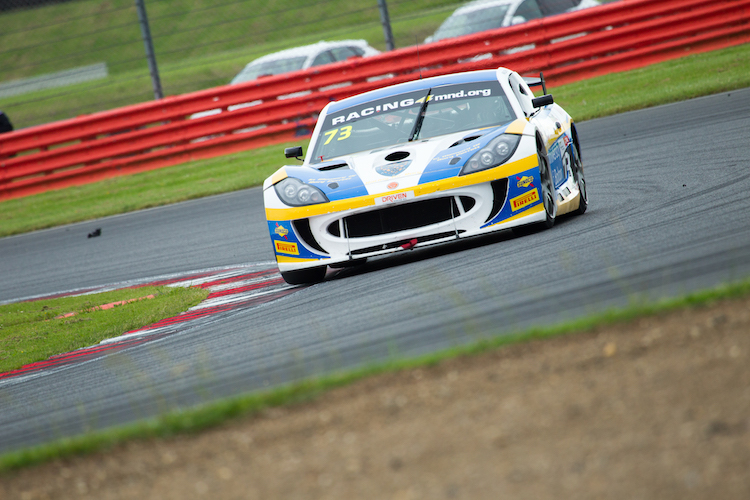 Century Motorsport will be looking to close up the points gap (Credit: Nick Smith/TheImageTeam.com)