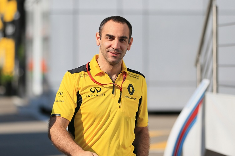 Renault S Cyril Abiteboul We Are Learning Lessons All