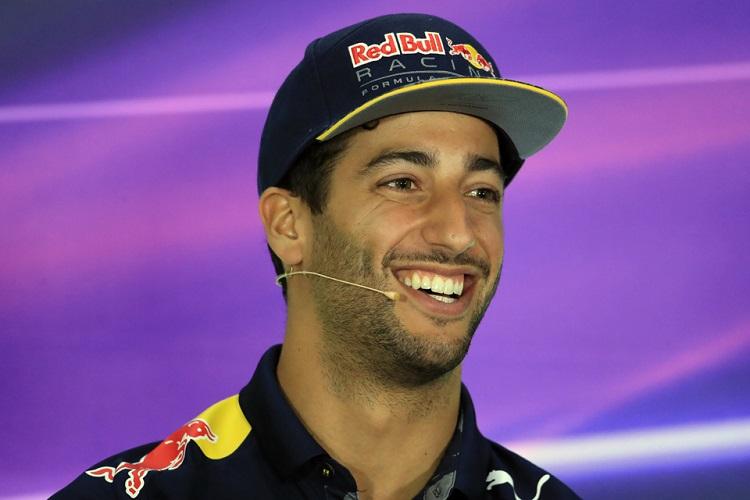 Daniel Ricciardo - Credit: Octane Photographic Ltd
