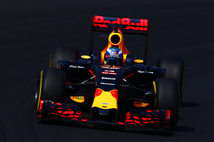 Daniel Ricciardo - Credit: Charles Coates/Getty Images