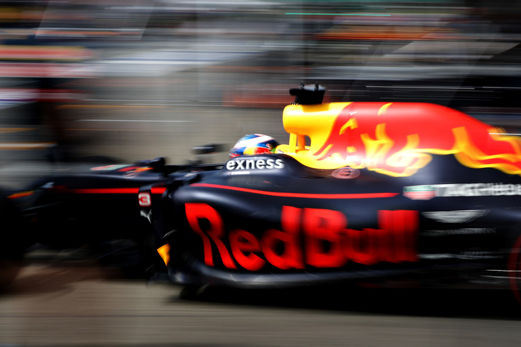 HOCKENHEIM, GERMANY - JULY 30: Daniel Ricciardo - (Photo by Mark Thompson/Getty Images)