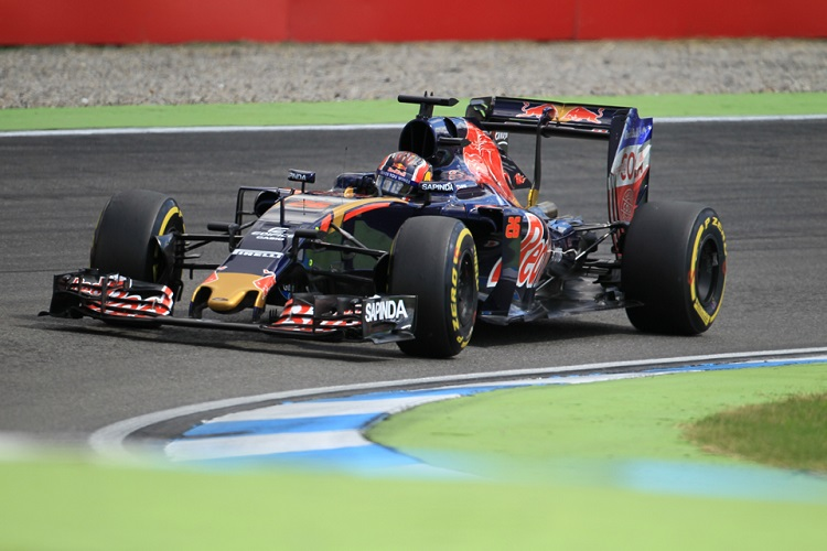 Daniil Kvyat - Credit: Octane Photographic Ltd