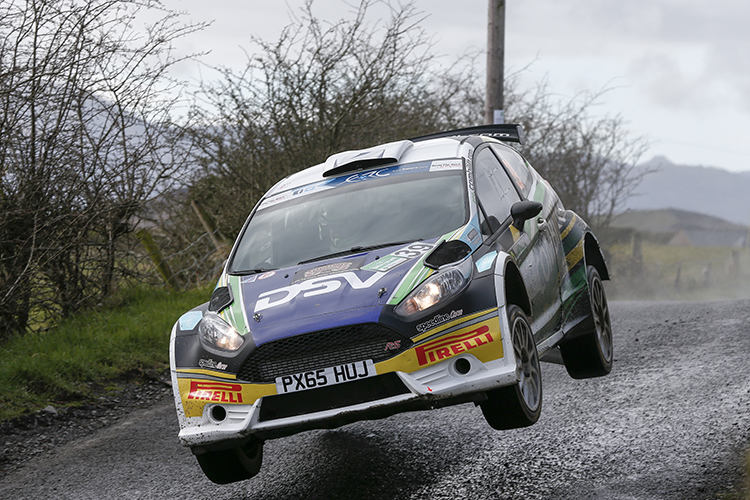 Circuit of Ireland Rally 2016 ERC