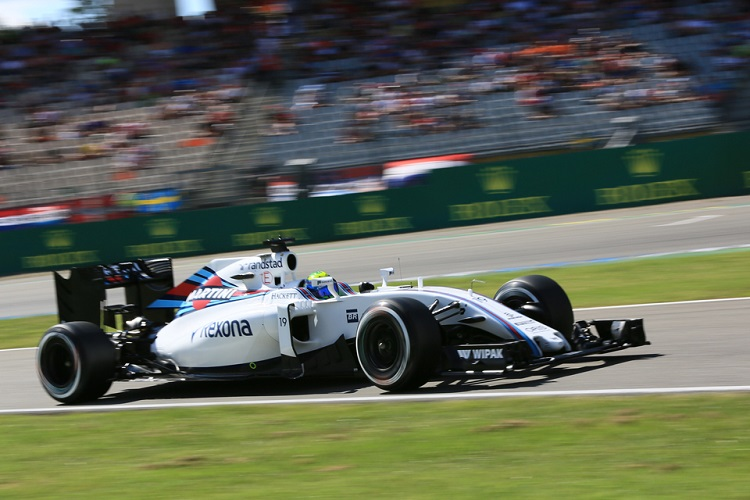 Felipe Massa - Credit: Octane Photographic Ltd