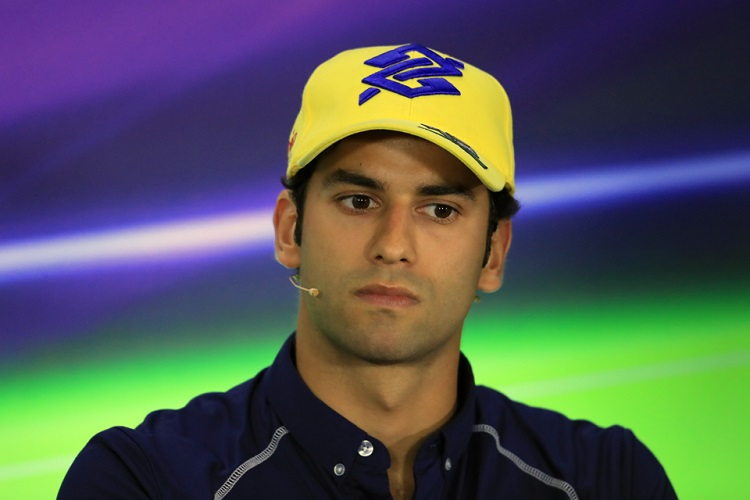 Felipe Nasr - Credit: Octane Photographic Ltd