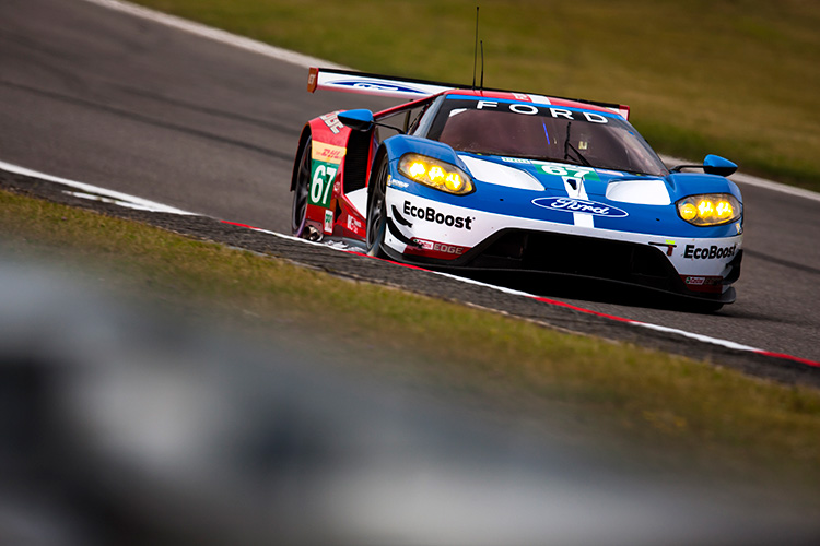 Ford Gt Harry Tincknell Nurburgring