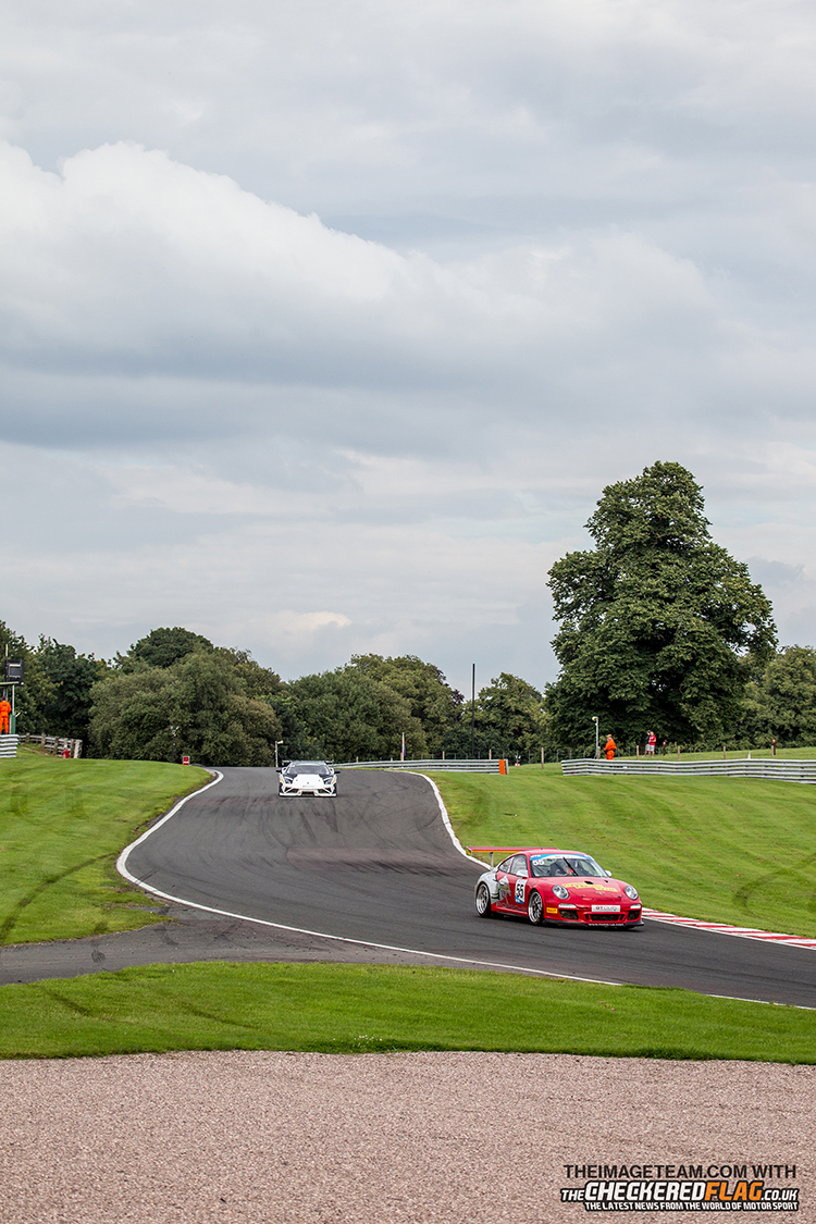 Gallery: 2016 GT Cup Championship – Oulton Park