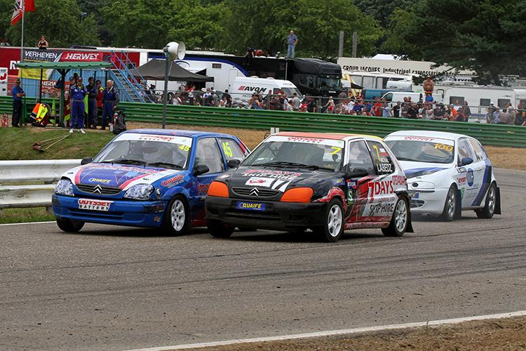 Credit: MSA British Rallycross Championship Media Office