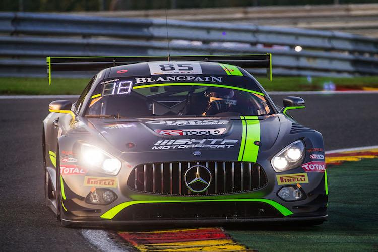 Clemens Schmid HTP Motorsport