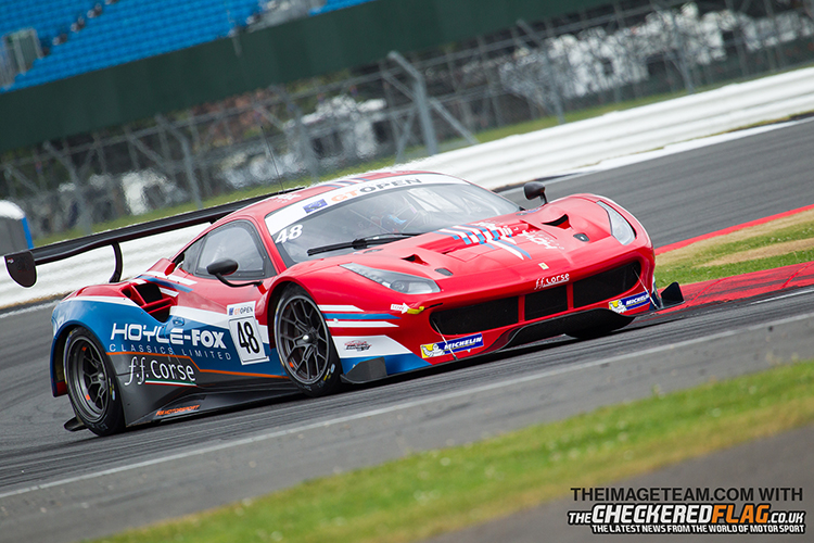 Gallery: 2016 International GT Open – Silverstone