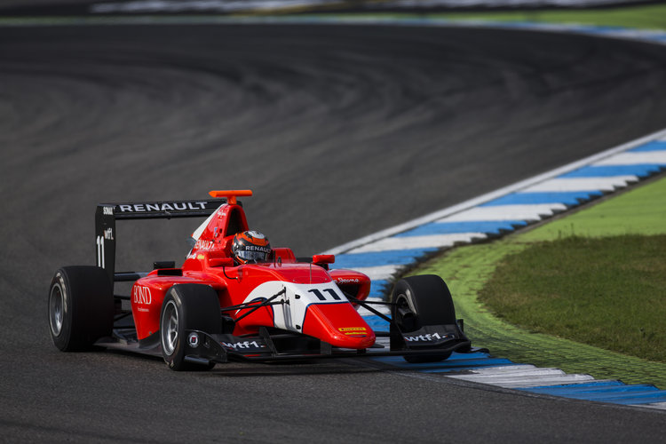 2016 GP3 Series Round 5 Hockenheimring, Hockenheim, Germany Friday 29 July 2016. Jack Aitken (GBR, Arden International)  Photo: Sam Bloxham/GP3 Series Media Service. ref: Digital Image _SBB0364