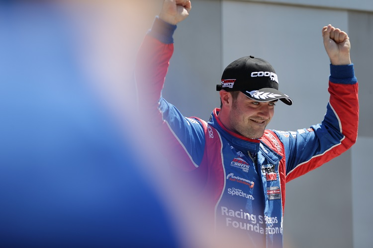 Jack Harvey - Credit: Shawn Gritzmacher / IndyCar