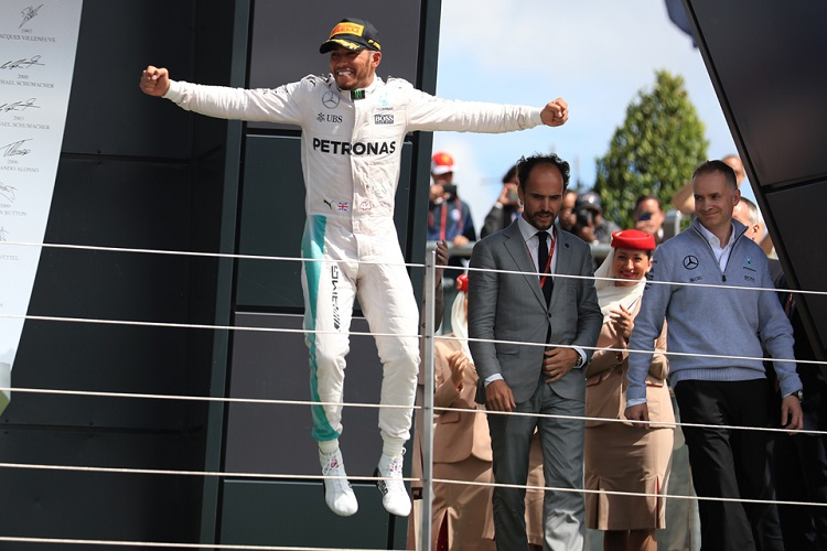 Lewis Hamilton - Credit: Octane Photographic Ltd