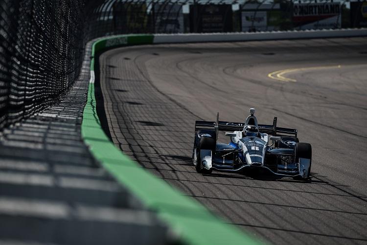 Max Chilton - Credit: Chris Owens / IndyCar