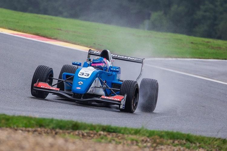 Formula Renault 2.0 NEC Spa Francorchamps Belgium © Craig Robertson  © Race Photography
