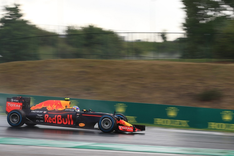 "Max Verstappen: ""We can be very happy with 4th"""