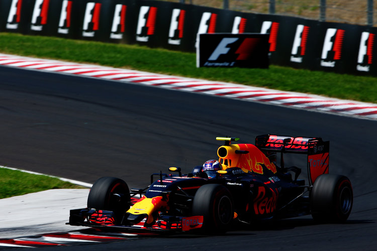 Max Verstappen - Credit: Dan Istitene/Getty Images