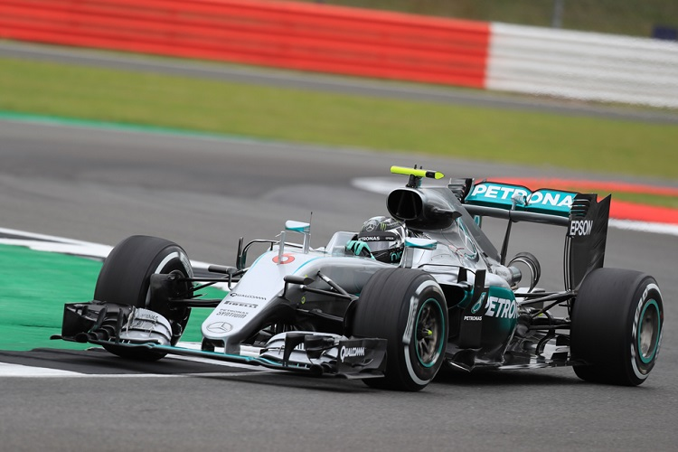 Nico Rosberg is under investigation for some of the radio messages he received while he battled gearbox problems - Credit: Octane Photographic Ltd