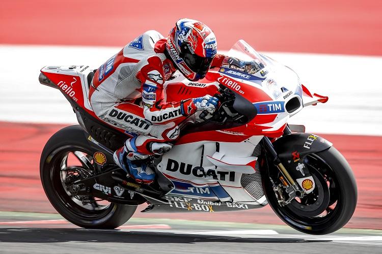 Casey Stoner - Photo Credit: Ducati