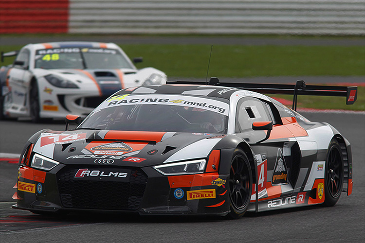 Optimum Motorsport - Audi R8 LMS GT3 - Credit: Jakob Ebrey Photography