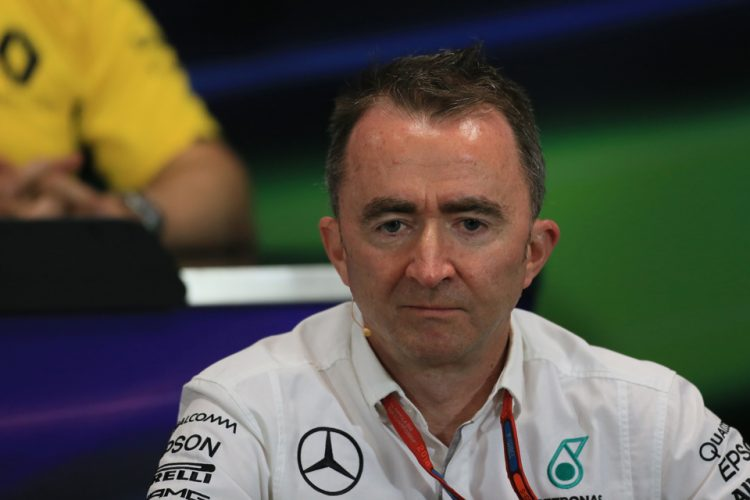 Executive Director Paddy Lowe talks about the W07 chances at the German GP