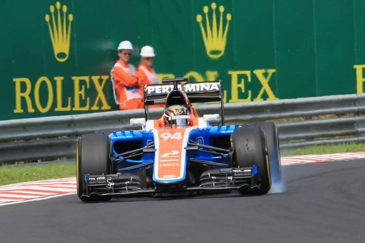Pascal Wehrlein - Credit: Octane Photographic Ltd