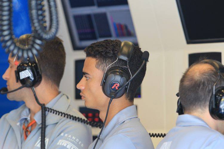 Wehrlein can't wait to drive the Manor at the German Grand Prix.