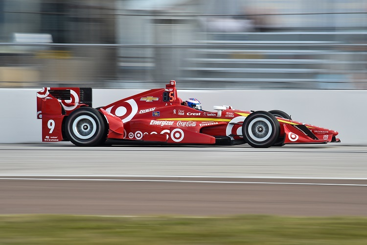 Scott Dixon - Credit: Chris Owens / IndyCar