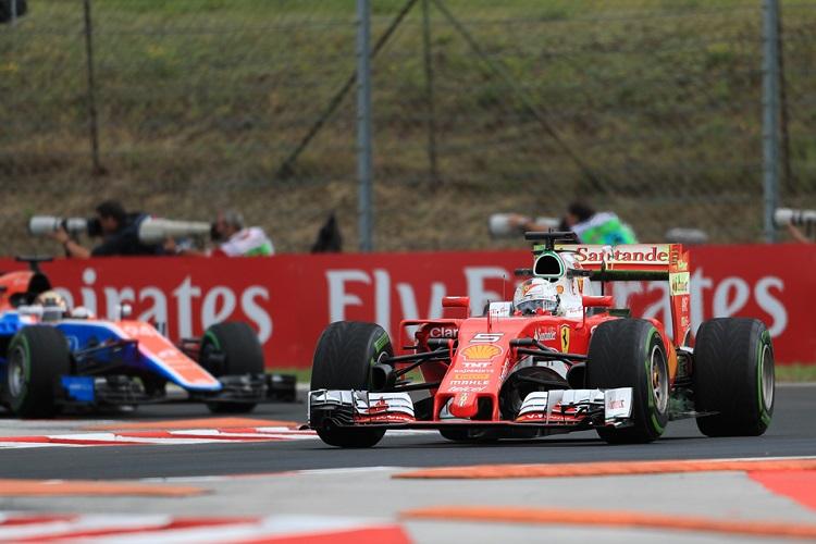 Sebastian Vettel - Credit: Octane Photographic Ltd