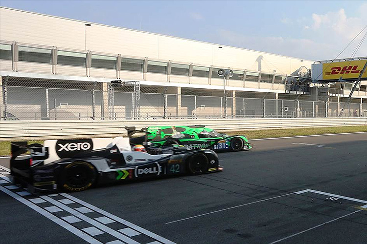 Strakka Racing Nurburgring - Credit: Strakka Racing
