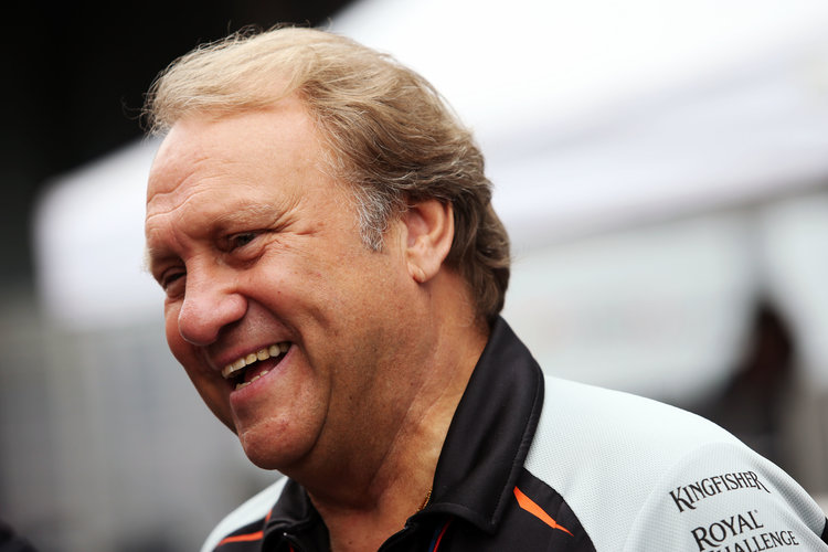 Robert Fernley (GBR) Sahara Force India F1 Team Deputy Team Principal. Austrian Grand Prix, Sunday 3rd July 2016. Spielberg, Austria. Credit: Sahara Force India