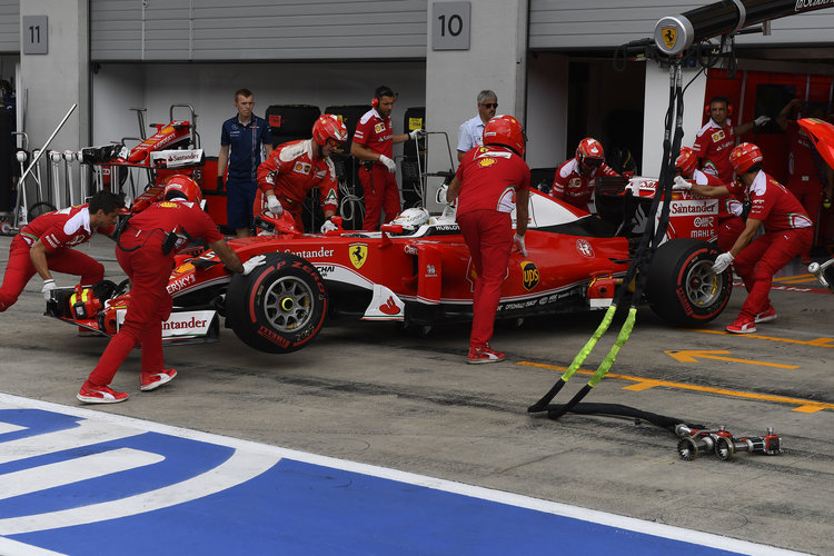 Ferrari assign resources to 2017 and 2018 F1 projects - The Checkered Flag