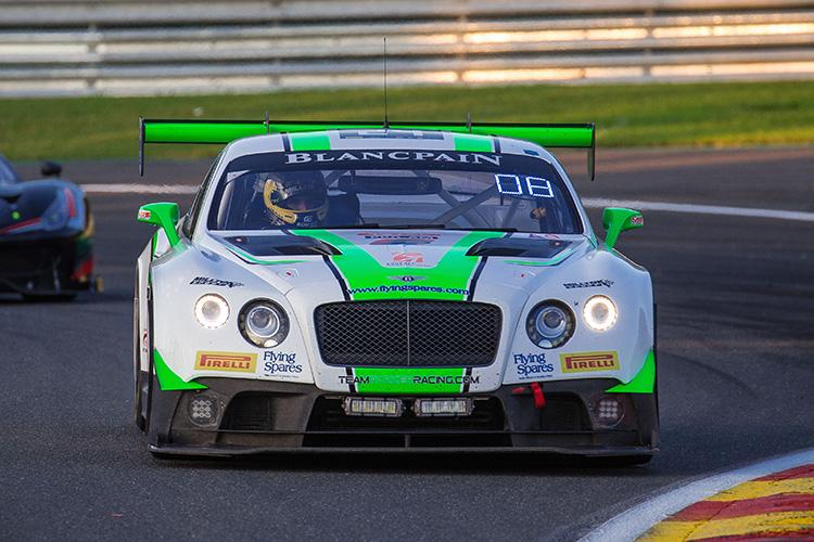 Team Parker Bentley - Credit: Credit: Craig Robertson/Racephotography.net