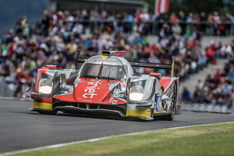 #46 THIRIET BY TDS RACING (FRA) / Oreca 05 - Nissan - ELMS 4 Hours of Red Bull Ring - RedBull Ring Circuit - Spielberg - Austria