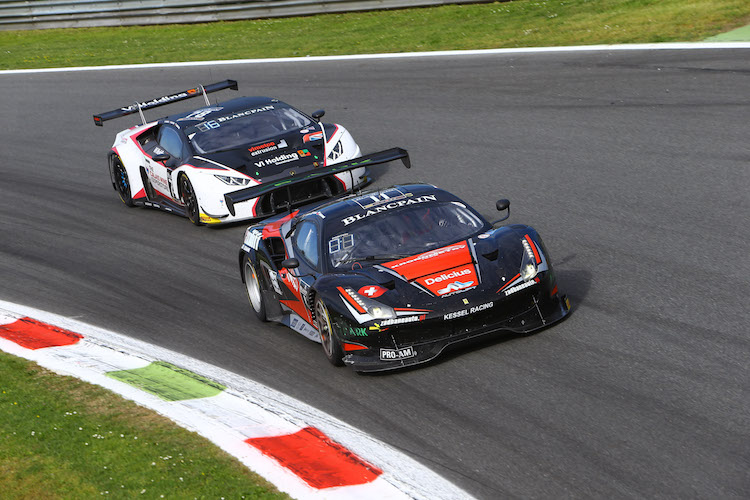 Kessel Racing are the team to beat in Pro-Am (Credit: Vision Sport Agency)