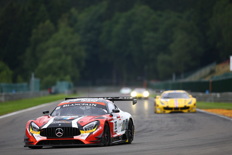 MOTORSPORT : BLANCPAIN GT SERIES ENDURANCE CUP - TEST DAY 24 HOURS OF SPA (BEL) 07/05/2016