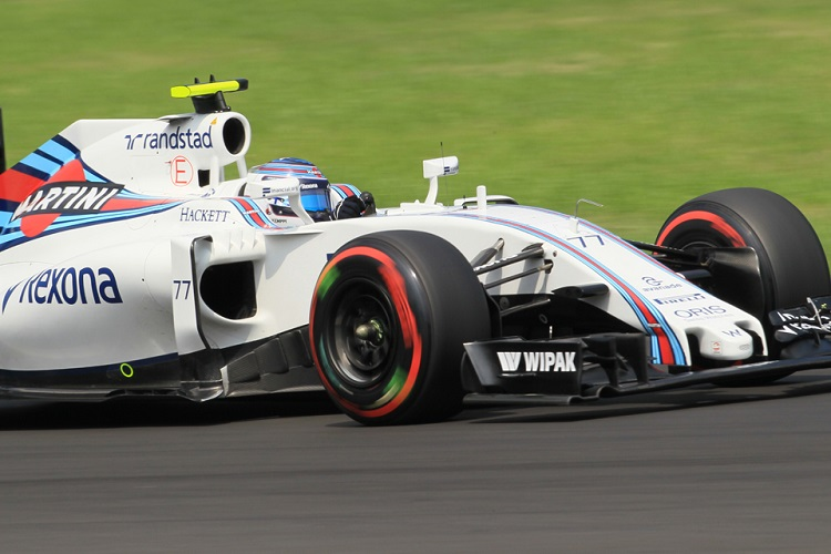 Valtteri Bottas - Credit: Octane Photographic Ltd