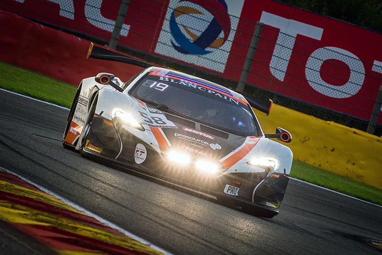 Garage 59 McLaren - Credit: Credit: Craig Robertson/Racephotography.net