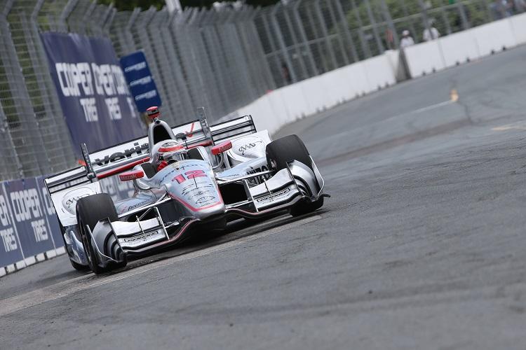 Will Power - Credit: Joe Skibinski / IndyCar