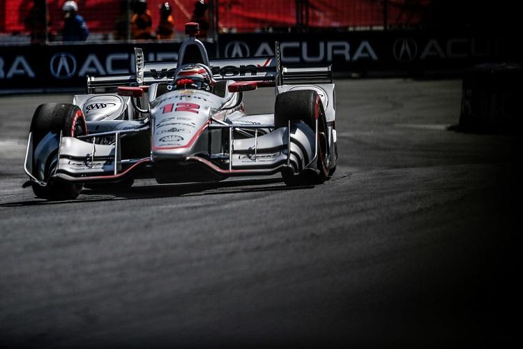 Will Power - Credit: Shawn Gritzmacher / IndyCar