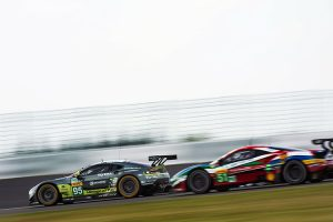 FIA WEC Nurburgring 2016 - Credit: Young Driver AMR