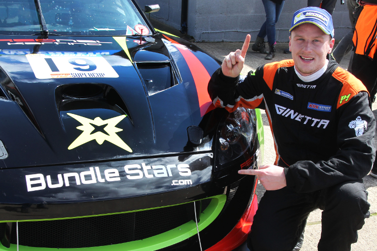 Race 141: Current Supercup Leader Tom Wrigley Completes A Stunning Donington Hat-Trick