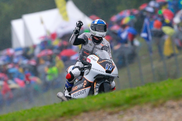 John McPhee - Photo Credit: MotoGP.com